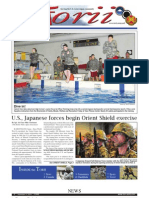 Torii U.S. Army Garrison Japan weekly newspaper, Nov. 11, 2010 edition