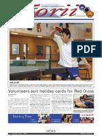 Torii U.S. Army Garrison Japan weekly newspaper, Nov. 18, 2010 edition