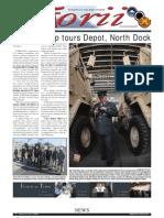 Torii U.S. Army Garrison Japan weekly newspaper, Jan. 27, 2011 edition