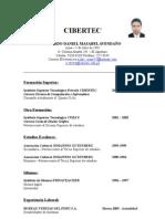 CV - UNFV
