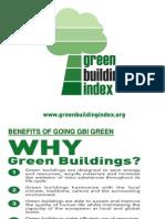 20091116 - Benefits of Going GBI Green Presentation