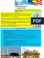 National Unity Factsheet