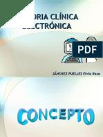 Historia Clínica Electrónica - Elvia