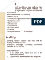 Position Audit