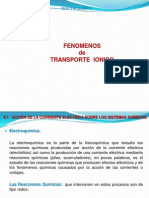 Fenomenos de Transporte Ionico ..