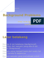 Background Problems