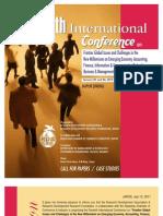 RDA Conference 2012 Brochure