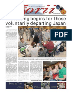 Torii U.S. Army Garrison Japan weekly newspaper, Mar. 24, 2011 edition