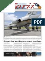 Torii U.S. Army Garrison Japan weekly newspaper, Apr. 14, 2011 edition