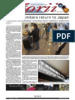 Torii U.S. Army Garrison Japan weekly newspaper, Apr. 28, 2011 edition