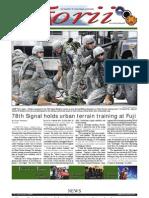 Torii U.S. Army Garrison Japan weekly newspaper, Jun. 16, 2011 edition