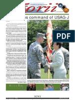 Torii U.S. Army Garrison Japan weekly newspaper, Jun. 30, 2011 edition