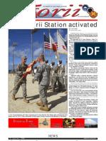 Torii U.S. Army Garrison Japan weekly newspaper, Jul. 14, 2011 edition