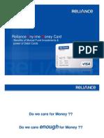 ATM Card Presentation