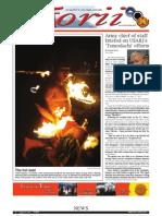 Torii U.S. Army Garrison Japan weekly newspaper, Aug. 4, 2011 edition
