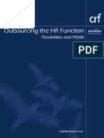 4 OutsourcingtheHRFunction for Review Literature