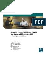 Cisco Phone Guide