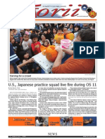 Torii U.S. Army Garrison Japan weekly newspaper, Oct. 27, 2011 edition