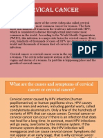 Cervical Cancer (ECC)