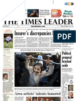 Times Leader 11-01-2011
