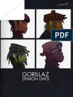 18363268 Gorillaz Demon Days Songbook