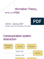 Noise Info Theory 2