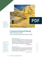 Customer Mining