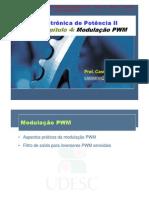 Filtros Para Modulação PWM