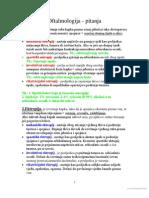 Oftalmologija - skripta [HR]