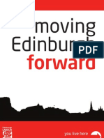 Moving Edinburgh Forward