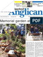 The Gippsland Anglican November 2011