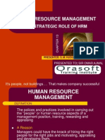 Human Resource Management Presentation