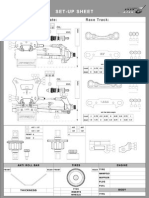Blank Setup Sheet Br-5