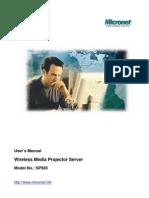 SP926 User Manual