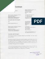 Kelman Contract
