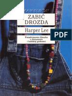 Harper Lee - Zabic Drozda