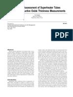 Creep-Rupture Assessment of Super Heater Tubes