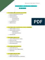 Enfermagem Pediátrica - Patologia Cirurgica