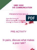 Chap 5 Presentation Skills