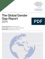 The Global Gender Gap Report 2011