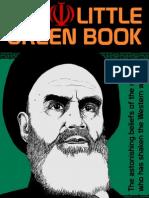 khomeini - The Little Green Book