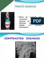 CONTRASTE IODADOS