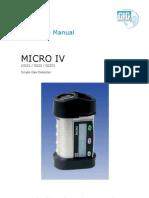 Micro IV Manual