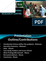 Family Planning Research Centre