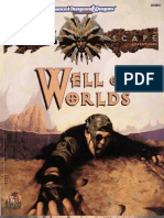 TSR 2604 - Planescape - Avv - Well of Worlds