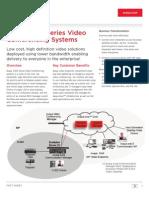 Fact Sheet Avaya 1000 Series Video Confererencing Uc4557