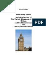 English Speaking Countries Vol I 2 10 08