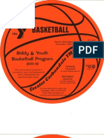 111101 - YMCA Basketball Flyer