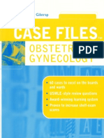 Case Files Obstetrics&Gynecology