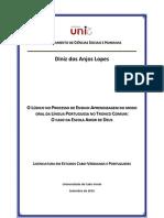 O Lúdico no Ensino do Português na ESAD